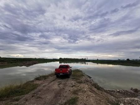 ภาพขายที่ดินมีบ่อน้ำใหญ่ เกือบ 39 ไร่ ตำบลนิคมลำนารายณ์ อำเภอชัยบาดาล จังหวัดลพบุรี