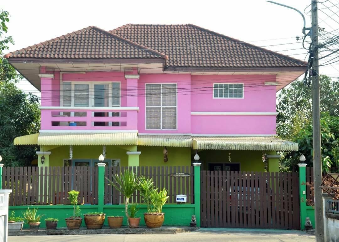 บ้านพร้อมอยู่ สภาพดี เจ้าของขายเองบ้านร่มรื่นสงบ เหมาะสำหรับการพักผ่อน