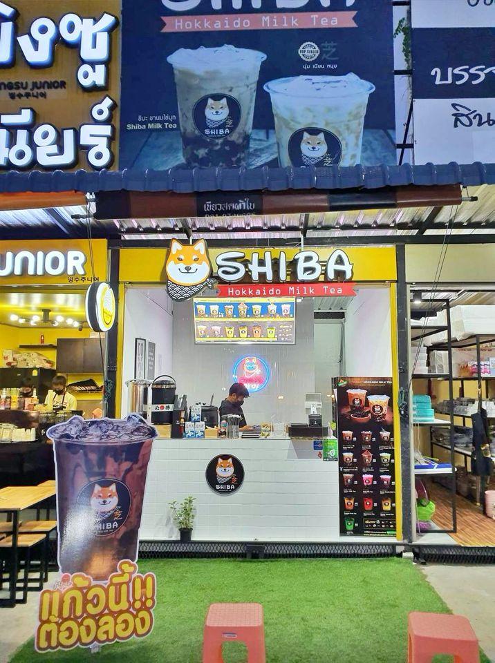 เซ้ง‼️ ร้านชานมไข่มุก ในตลาดอินดี้โชคชัย4 @เขตวังทองหลาง กทม
