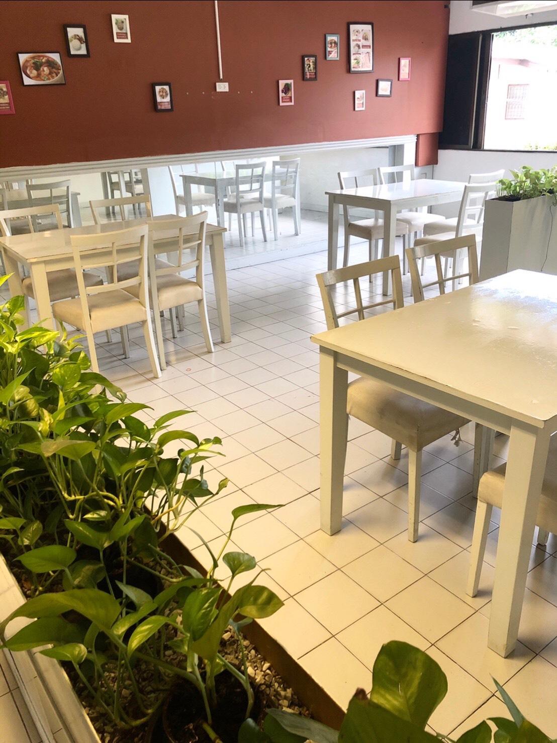ภาพห้องอาหารร้านอาหารให้เช่า