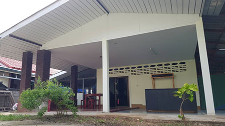 ขาย บ้านชั้นเดียว พร้อมที่ดิน เนื้ิอที่ 68 ตารางวา อำเภอพาน จังหวัดเชียงราย โทร 063 4649596