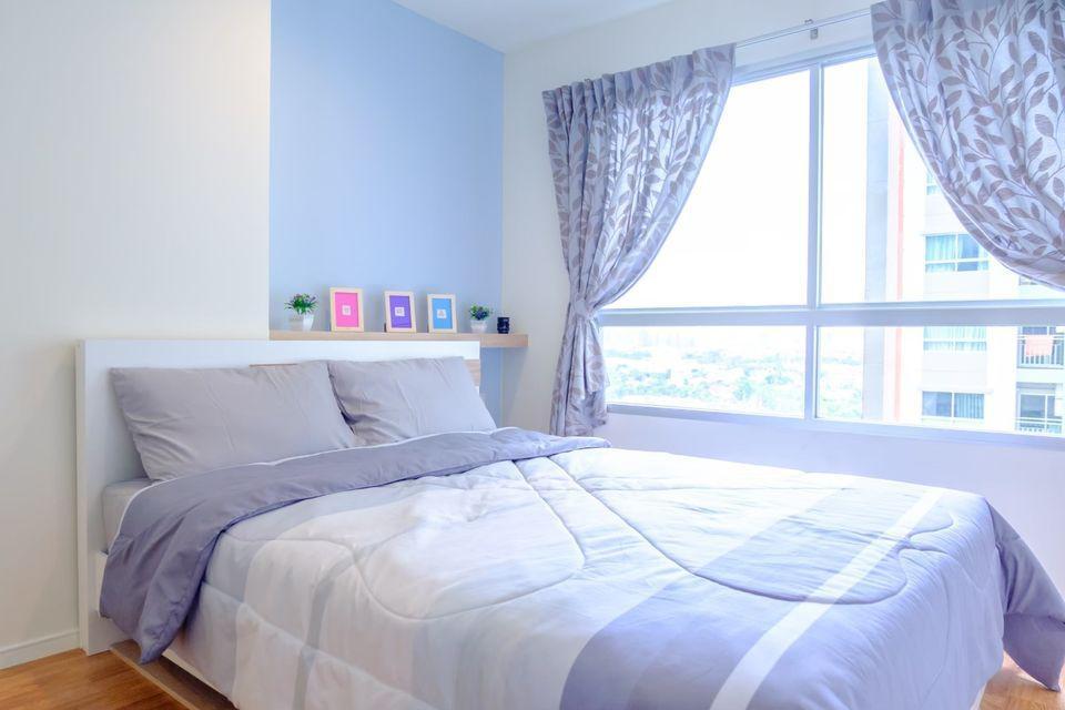 ยกระดับที่อยู่อาศัย กับคอนโดห้องสวยพร้อมเฟอร์ ลุมพินี วิลล์ นครอินทร์-ริเวอร์วิว (Lumpini Ville Nakh