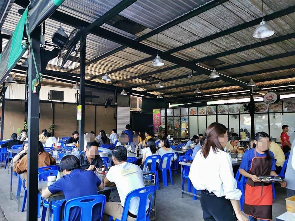 เซ้ง‼️ สัญญาเช่าพื้นที่ ทำร้านอาหาร ถนนพระราม3 @โครงการ vitto place ติดกับตึกกรุงศรี