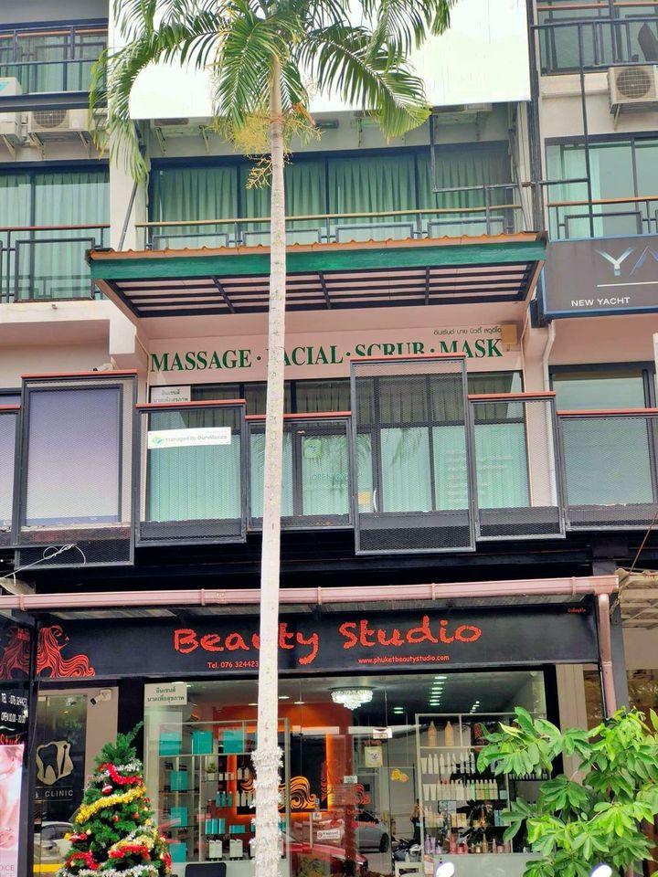 เซ้ง‼️ ร้านเสริมสวย-นวดเพื่อสุขภาพ @ร้านอยู่ในโบ้ทอเวนิว ภูเก็ต (หน้าลากูน่า) อ.ถลาง จ.ภูเก็ต