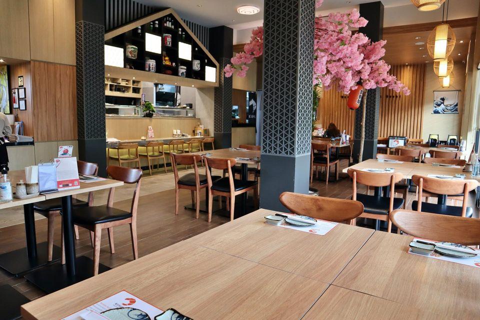 เซ้ง‼️ ร้านอาหารญี่ปุ่น ใกล้ ม.ธุรกิจบัณฑิตย์ ติดถนนใหญ่ @นนทบุรี