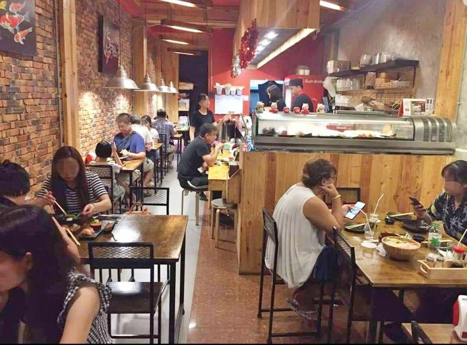 เซ้ง‼️ ร้านอาหารญี่ปุ่น ใกล้บิ๊กซีจันทบุรี @อ.เมือง ต.ตลาด จันทบุรี