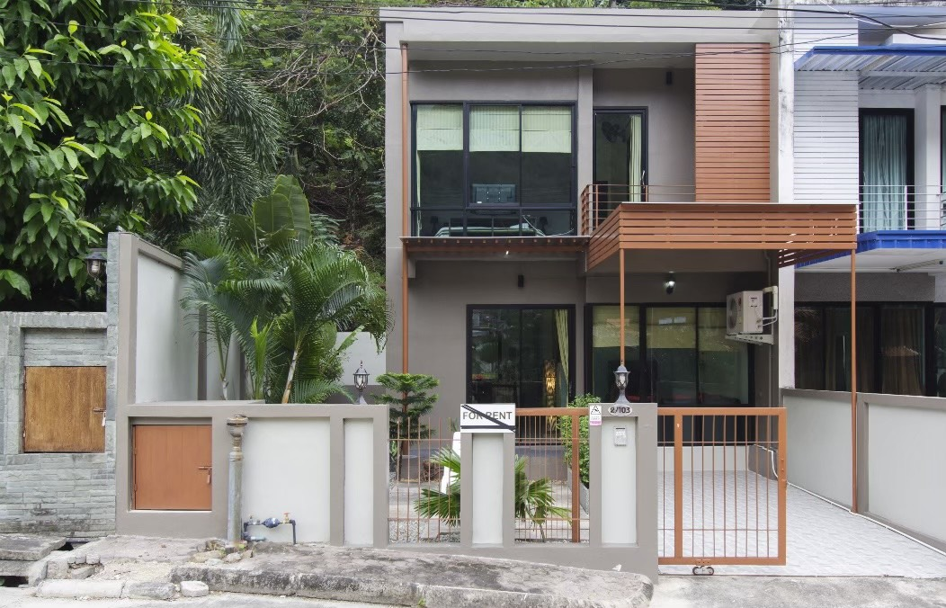 ขาย/ให้เช่า บ้านแฝด โครงการ GH greenhill กรีนฮิล อ. กะทู้ จ.ภูเก็ต