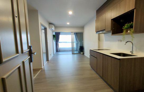 ขายคอนโด เดอะ พาร์คแลนด์ จรัญ-ปิ่นเกล้า 1 ห้องนอน 35 ตรม ห้องมุม ใกล้ MRT บางยี่ขันเพียง 50 เมตร