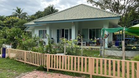 ขายบ้านสวนชั้นเดียวปลูกใหม่ บรรยากาศร่มรื่น อำเภอสารภี จังหวัดเชียงใหม่