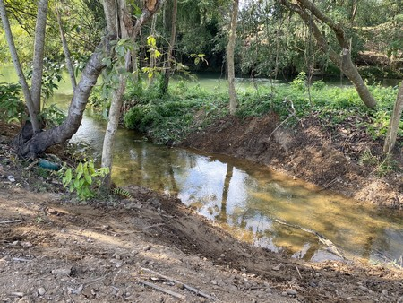 ขายด่วน ที่ดินสวย ทำเลทอง ติดน้ำ 8ไร่ 2งาน 77ตารางวา เจ้าของขายเองราคาถูก