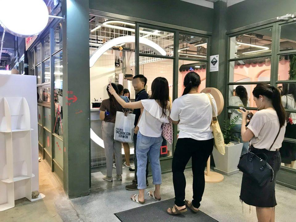เช้ง‼️ ร้านค้า สยามสแควร์ ในโครงการลิโด้ @สยามสแควร์ซอย 3 เขตปทุมวัน กทม