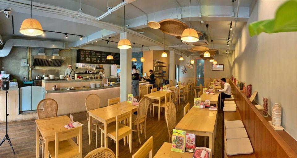 เช้ง‼️ ร้านอาหาร ย่านประดิพัทธ์ ติดถนน @แขวงสามเสนใน กทม