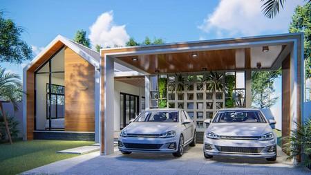 บ้านโครงการใหม่บ้านสวยพลูวิลล่าคลอง3 บรรยากาศดี  ของแถมครบ ตอบโจทย์ทุกไลฟสไตล์
