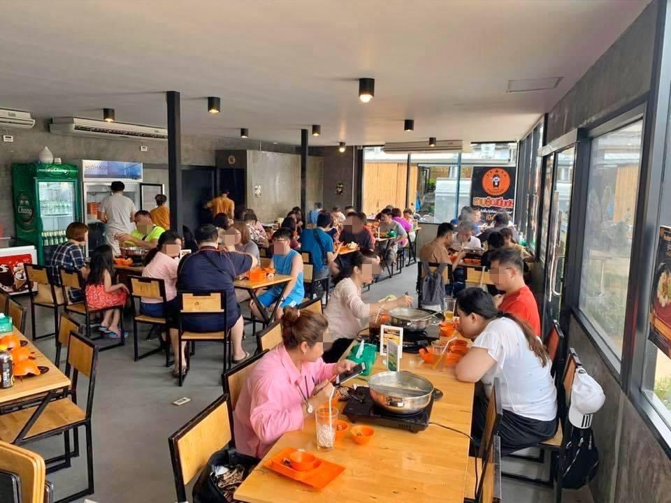 เซ้ง‼️ ร้านชาบู รามอินทรา แฟชั่นไอซ์แลนด์ คู้บอน @สาขารามอินทรา เลียบมอเตอร์เวย์