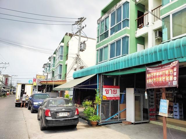 ขาย ตึก 2 คูหา พรประภานิมิต บางละมุง ชลบุรี ข้างตลาดวนาสินธิ์