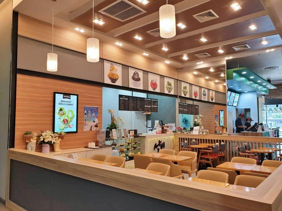 เซ้ง‼️ ร้านขนมหวาน-น้ำแข็งใส สไตล์เกาหลี ติดกับBRT สถานีเจริญราษฎร์ @ศูนย์การค้า Tree on 3