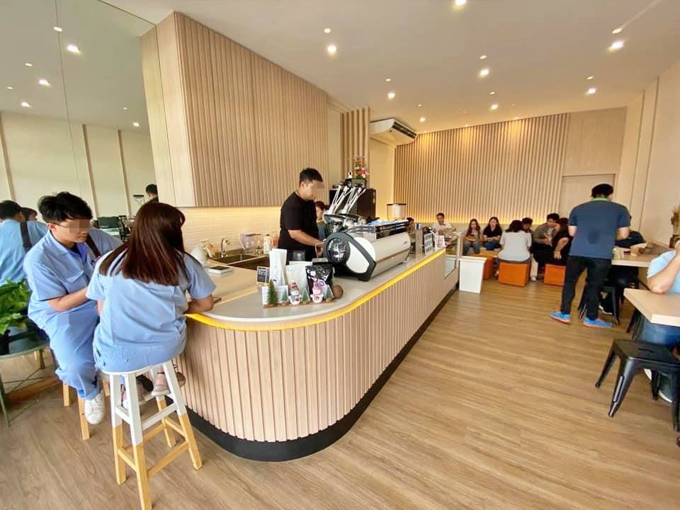 เซ้ง‼️ ร้านกาแฟ สไตล์โฮมมี่โคซี่ ตลาดรัศมีอนันต์ @สมุทรปราการ ต.แพรกษา
