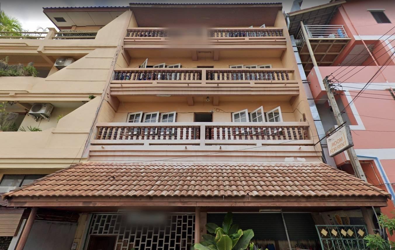 ภาพ72686 - ขายด่วน! อพาร์ทเม้นท์ 19 ห้อง ระหว่างทัพพระยา ซอย 7 กับ ซอย 9 พัทยาใต้ ชลบุรี