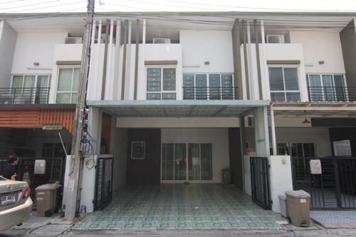 หมู่บ้าน City Sense รัตนาธิเบศร์-ถนนเลี่ยงเมืองนนทบุรี