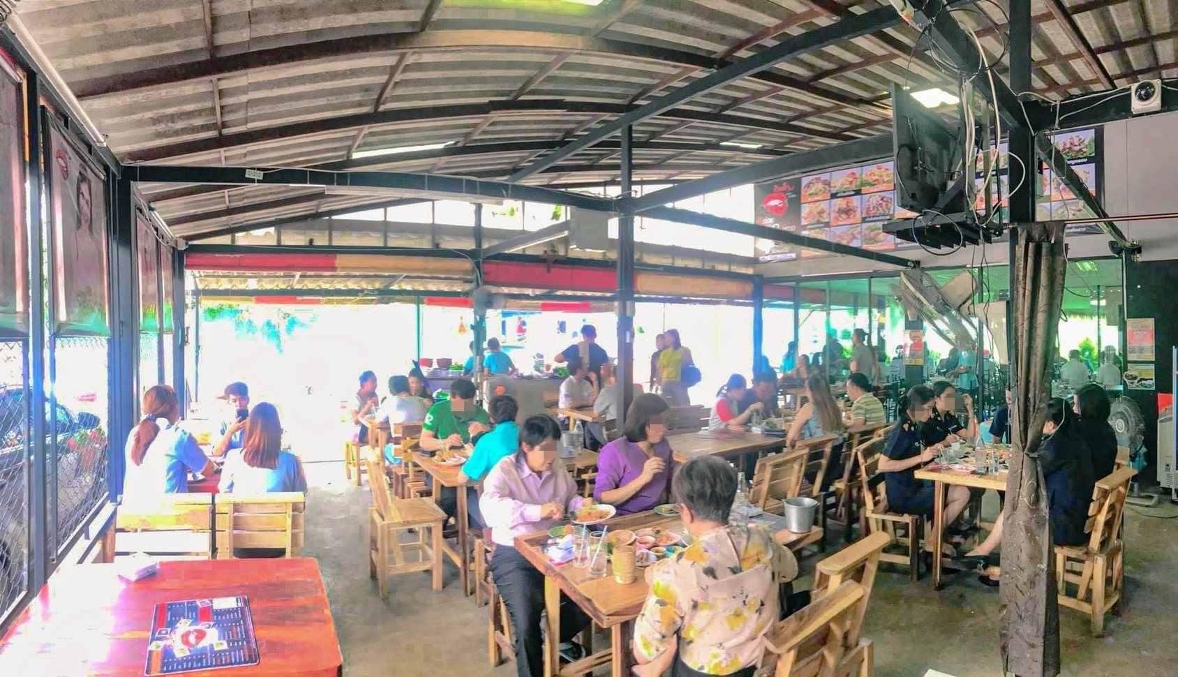 เซ้งด่วน‼️ ร้านอาหาร ใกล้ตลาดวงศกร ใกล้ รร.สารสาสน์@เขตสายไหม กทม