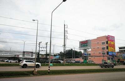 ภาพขาย ที่ดิน ข้างตลาดสดวังน้ำเย็น อ.วังน้ำเย็น จ. สระแก้ว  13-0-24 ไร่ ราคาถูก พร้อมโอน ถนนดำ คุณหญิง