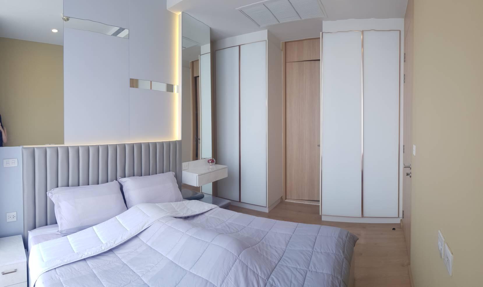 ให้เช่า Noble BE19 1 ห้องนอน ขนาด 35 ตร.ม. ชั้น 14 ทิศใต้ FOR RENT!! Noble BE19 1 bedroom (35 sq.m.)