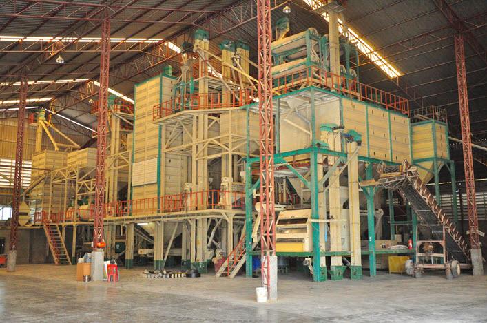 ขายกิจการโรงสีข้าว กำลังผลิต 200 เกวียนต่อวัน พร้อมโรงอบ ใกล้ อ.พนมทวน จ.กาญจนบุรี (ติด จ.สุพรรณบุรี