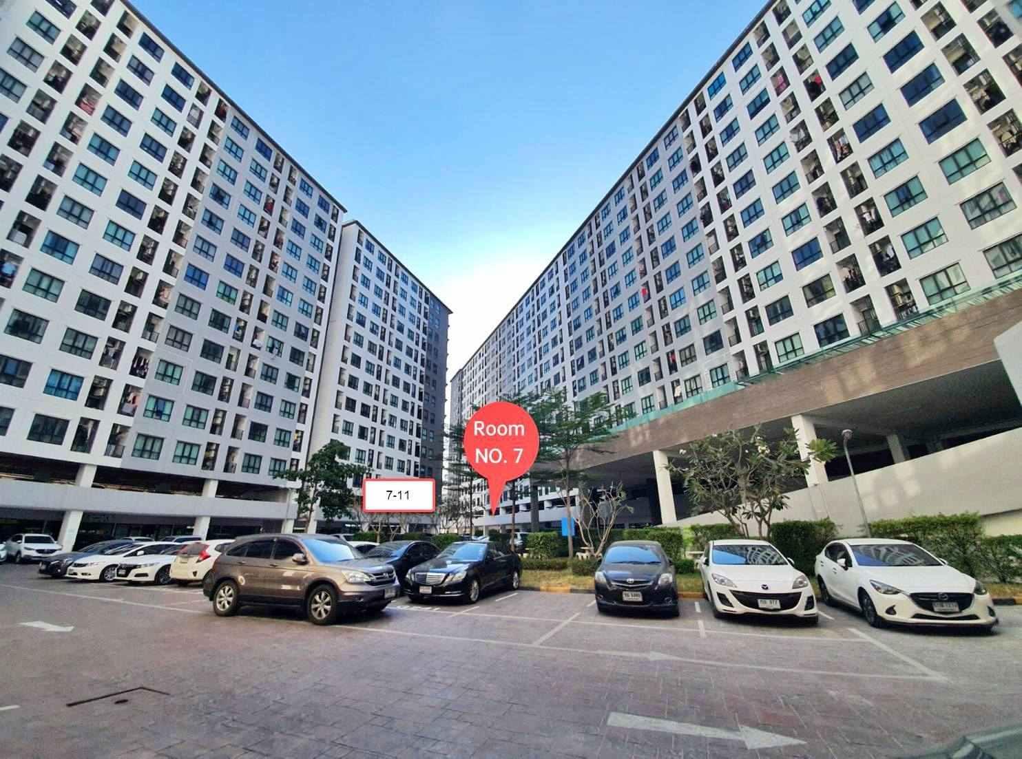 ให้เช่าห้อง‼️ ทำร้านค้า ใต้คอนโด ใกล้สถานีรถไฟฟ้า2สาย @รีเจ้นท์โฮม 18 (Regent Home 18) บางเขน หลักสี