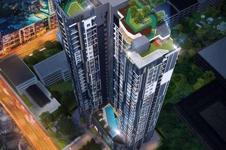 ขายคอนโด พลัส คอนโดมิเนียม หาดใหญ่ 30 เมตร (Plus Condominium Hatyai 30 Metres)