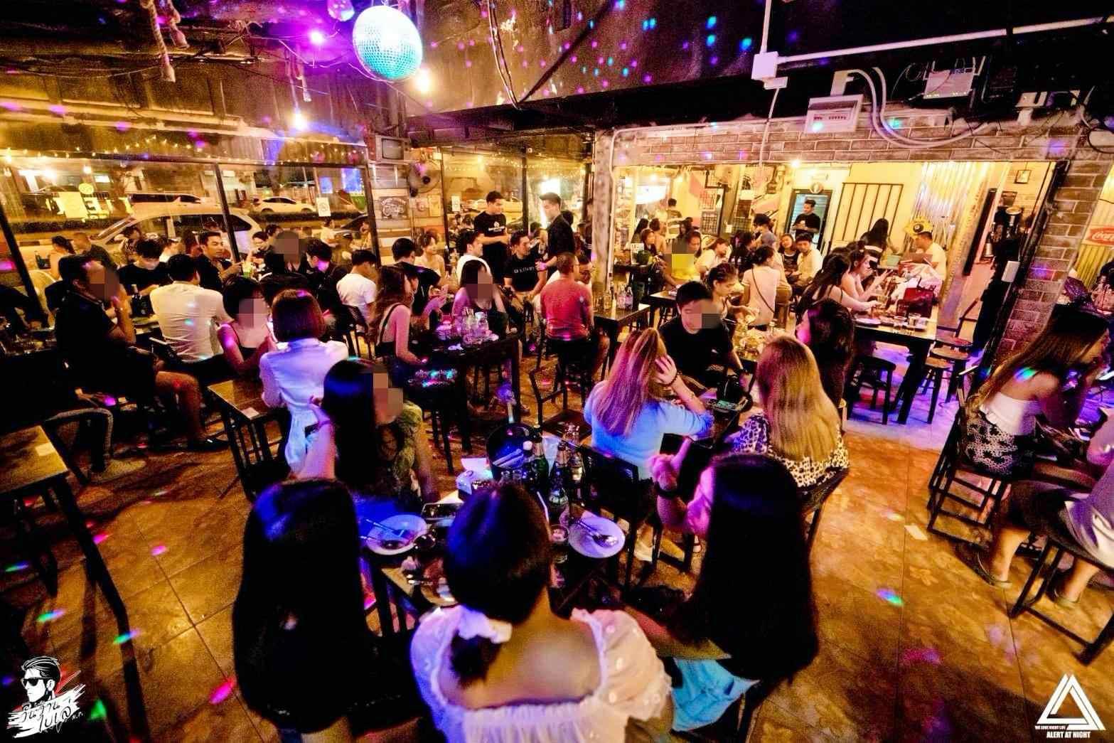 ภาพเซ้ง‼️ ร้านอาหาร พหลโยธิน50 ถนนเทพารักษ์ @เขตบางเขน กทม
