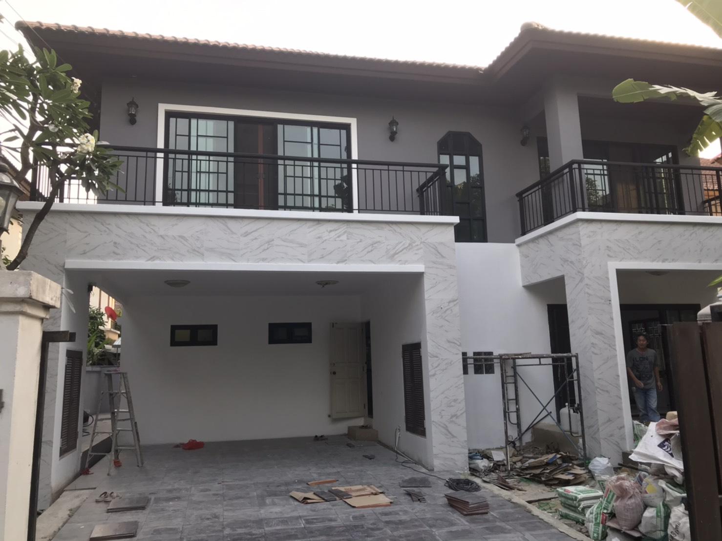ขายบ้านเดี่ยว สุขุมวิท77 Renovateใหม่ 100% ขนาด 84วา