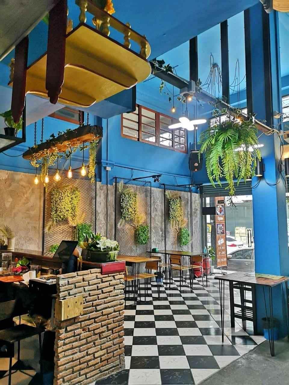 เซ้ง‼️ ร้านอาหารสวยๆ Style Loft อ่อนนุช60 @สวนหลวง กทม.