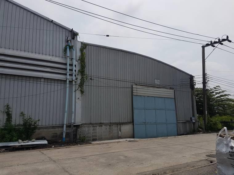 ขาย หรือ เช่า = โรงงานพร้อมใบอนุญาต รง. 4 ถนนบางนา-ตราด ใกล้ตลาดกิ่งแก้ว สมุทรปราการ