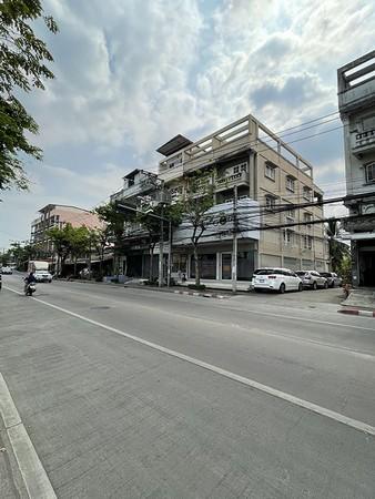 ขายอาคารพานิชย์ หลังหัวมุม 2 ห้องติดกัน ติดถนนพุทธบูชาเนื้อที่38 ตารางวา