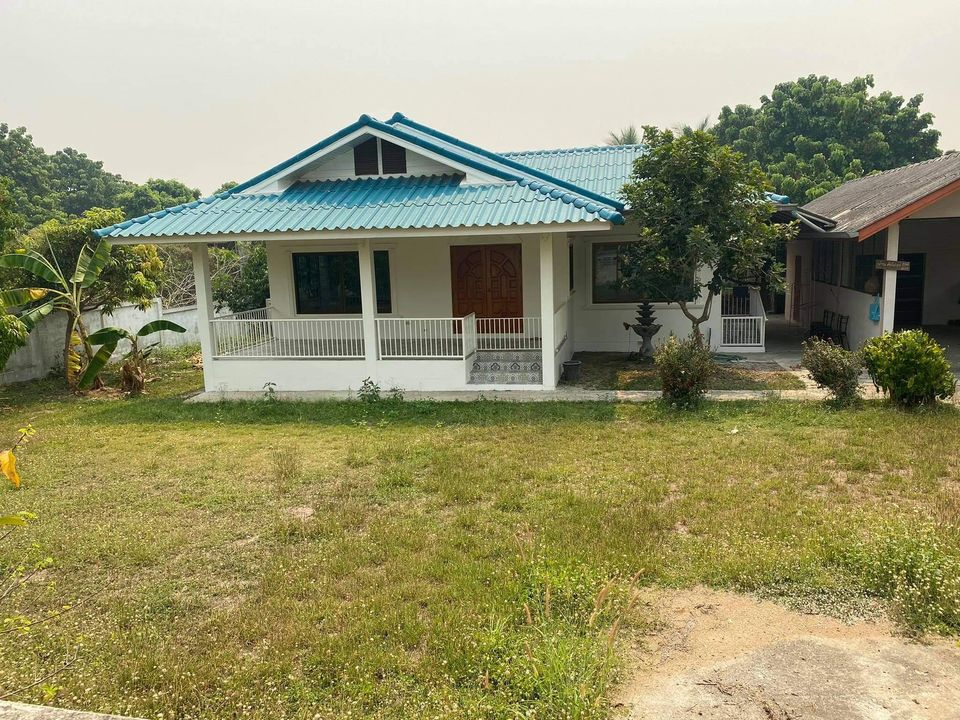 ขายบ้านสวย รีโนเวทใหม่ 3 นอน 3 น้ำ พร้อมที่ดิน 1 ไร่ และสวนผลไม้หลังบ้าน เชียงดาว