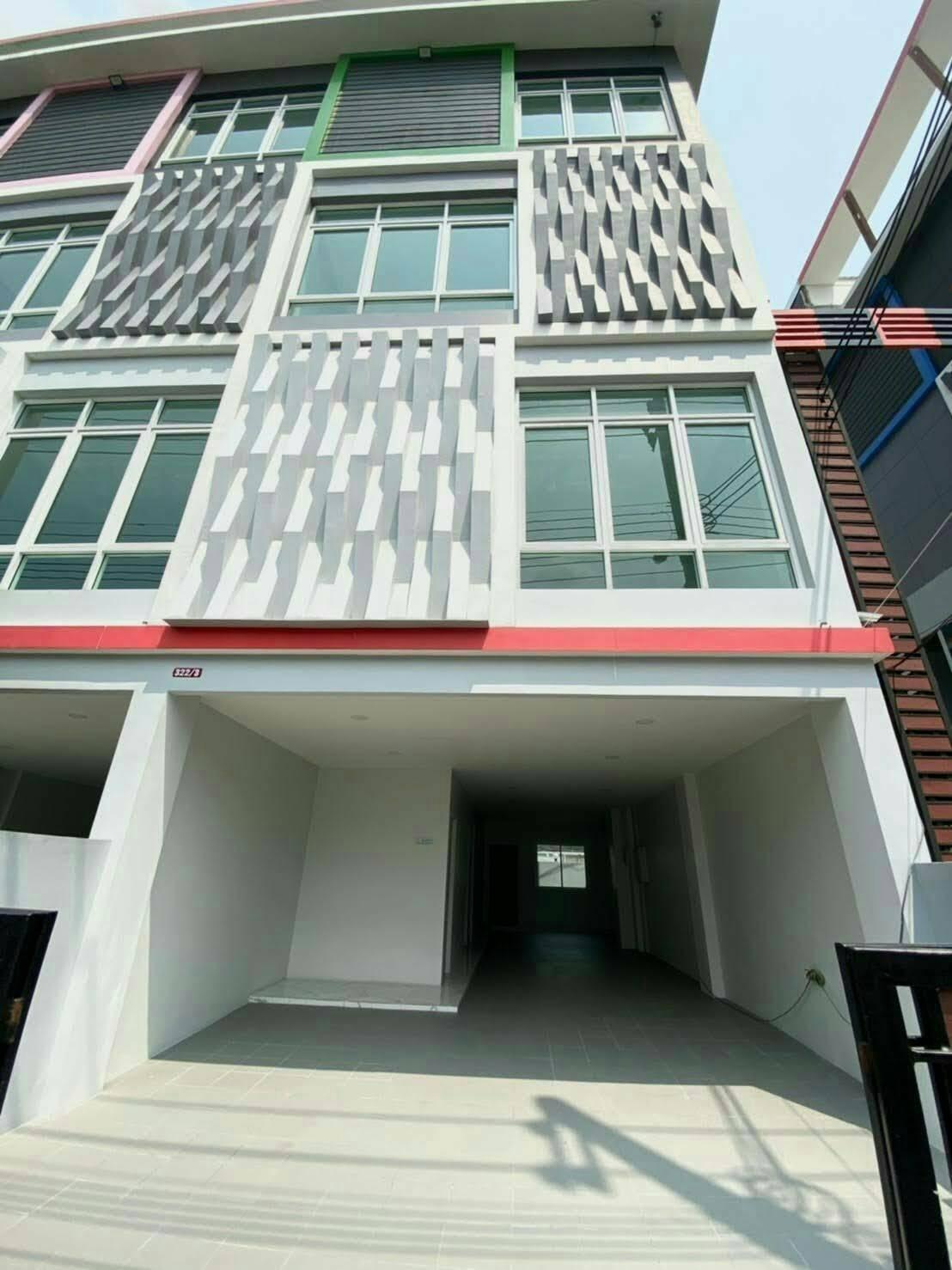 Hallmark 2 Prestige Sukhumvit64  Office For Sale