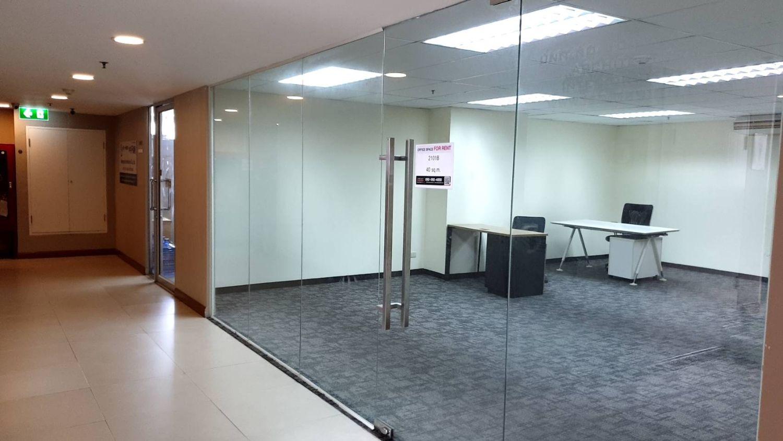 (TD-2101B) The Trendy Office ออฟฟิศให้เช่า 40 ตร.ม. BTS นานา สุขุมวิท