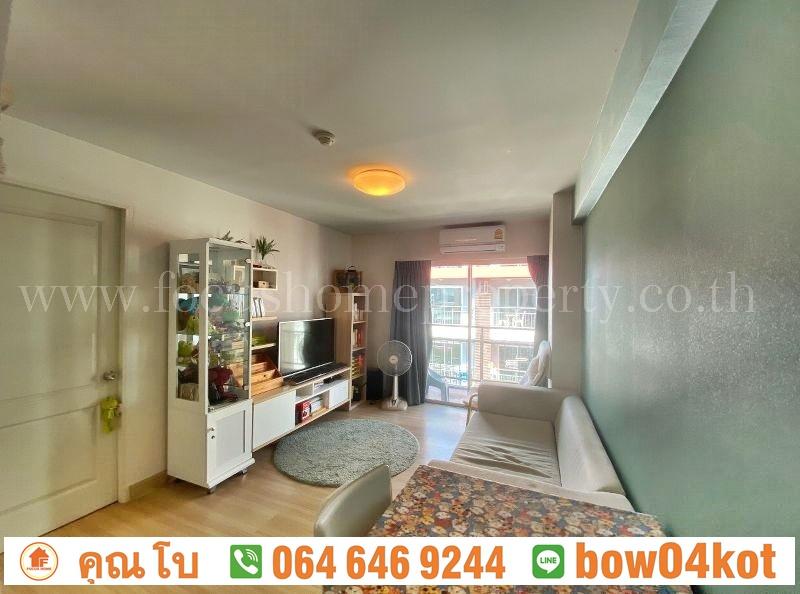 The Escape Condominium สุขุมวิท 101/1 ห้องมุม private zone ใกล้ BTS