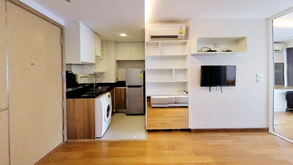 ภาพให้เช่า interlux Sukhumvit 13 คอนโดใหม่ ห้องเช่า ขนาด 30 ตรม. 1 ห้องนอน 1 ห้องน้ำ ราคาพิเศษ