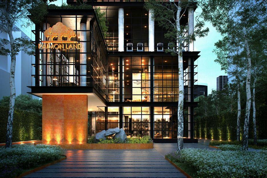 ภาพขายคอนโด The Lofts Asoke สวยหรู ใจกลางเมือง อโศก กรุงเทพมหานคร