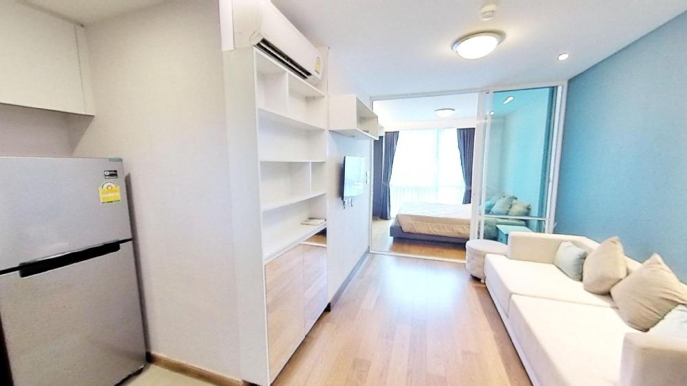 ภาพให้เช่า interlux Sukhumvit 13 คอนโดใหม่ ห้องเช่า ขนาด 30 ตรม. 1 ห้องนอน 1 ห้องน้ำ ราคาพิเศษ 12,000 บ