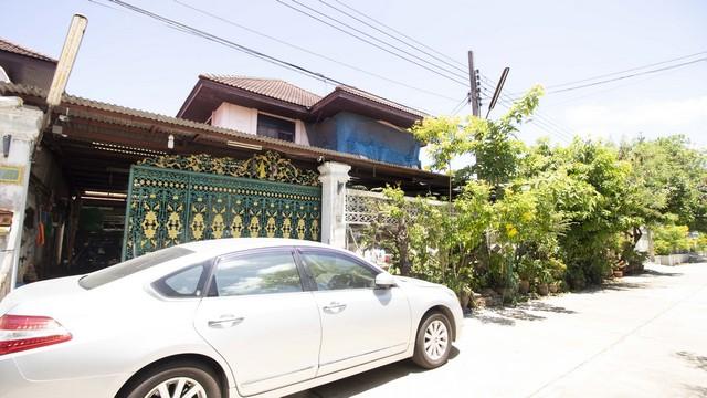 ภาพขาย บ้านเดี่ยว 2 ชั้น ตลิ่งชัน เลียบคลองทวีวัฒนา สินพัฒนาธานี ธนบุรี 2