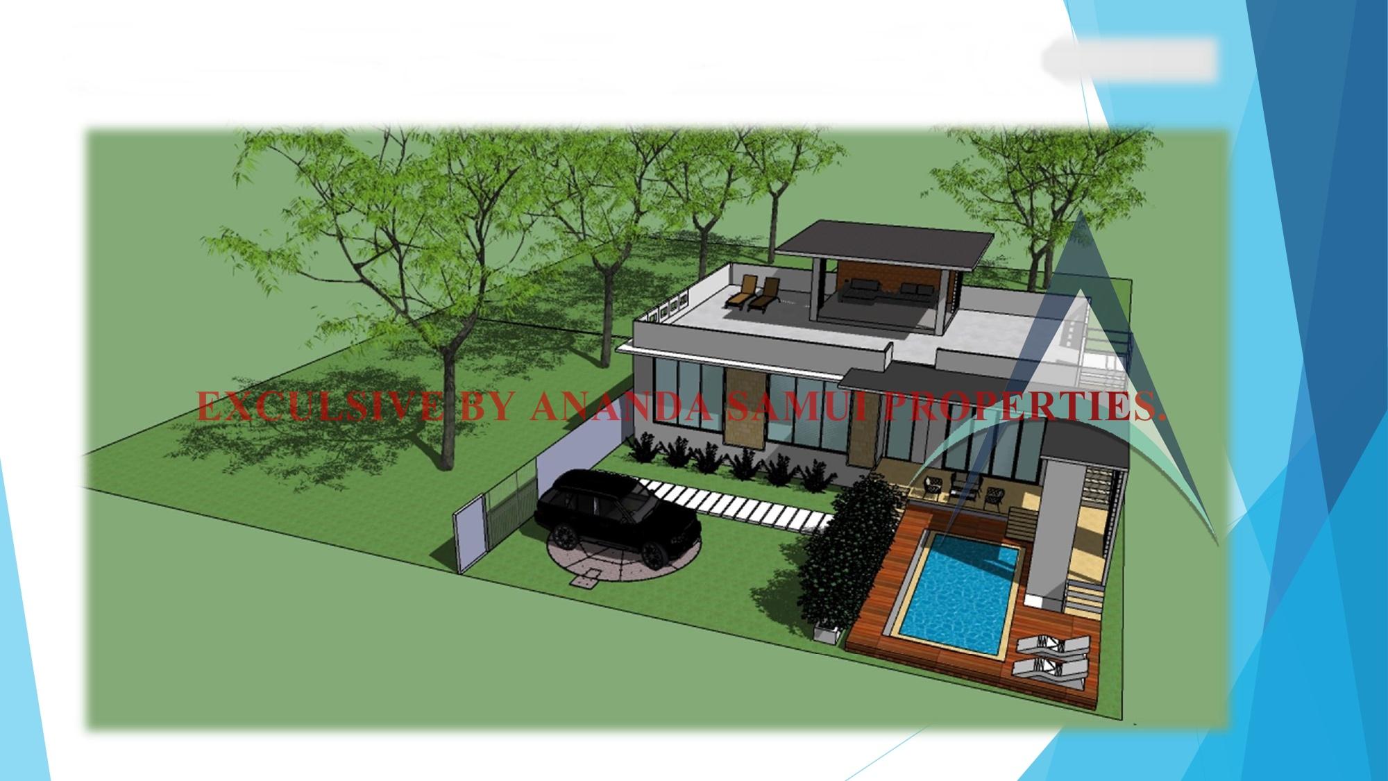 Pool villa Ananda Samui Properties