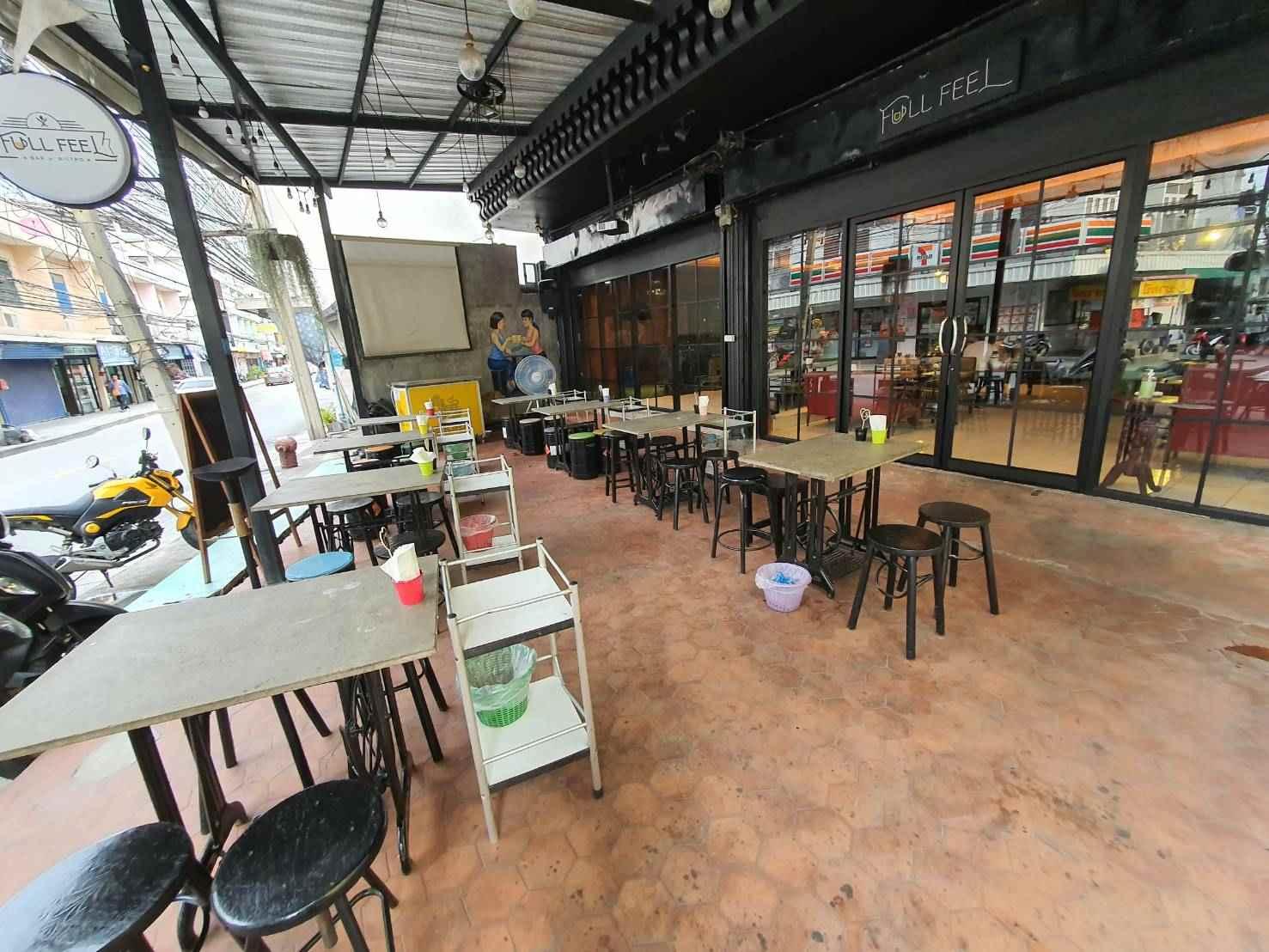 เซ้งด่วน‼️ ร้านอาหาร-บาร์ สุทธิสารวินิจฉัย ถนนรัชดาภิเษก @เขตดินแดง กทม