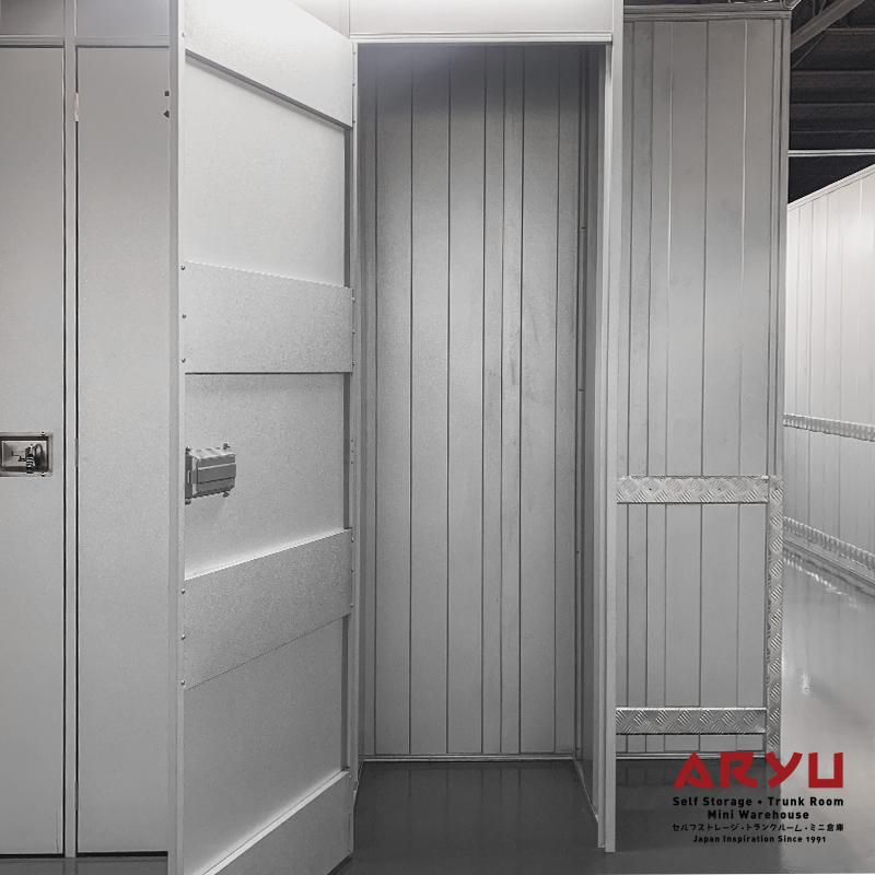 ARYU Self Storage พื้นที่เช่าเก็บของ ขนาด 0.45, 12 และ 18 ตรม. (ปลอดภัย เข้า - ออก ตลอด 24 ชั่วโมง)