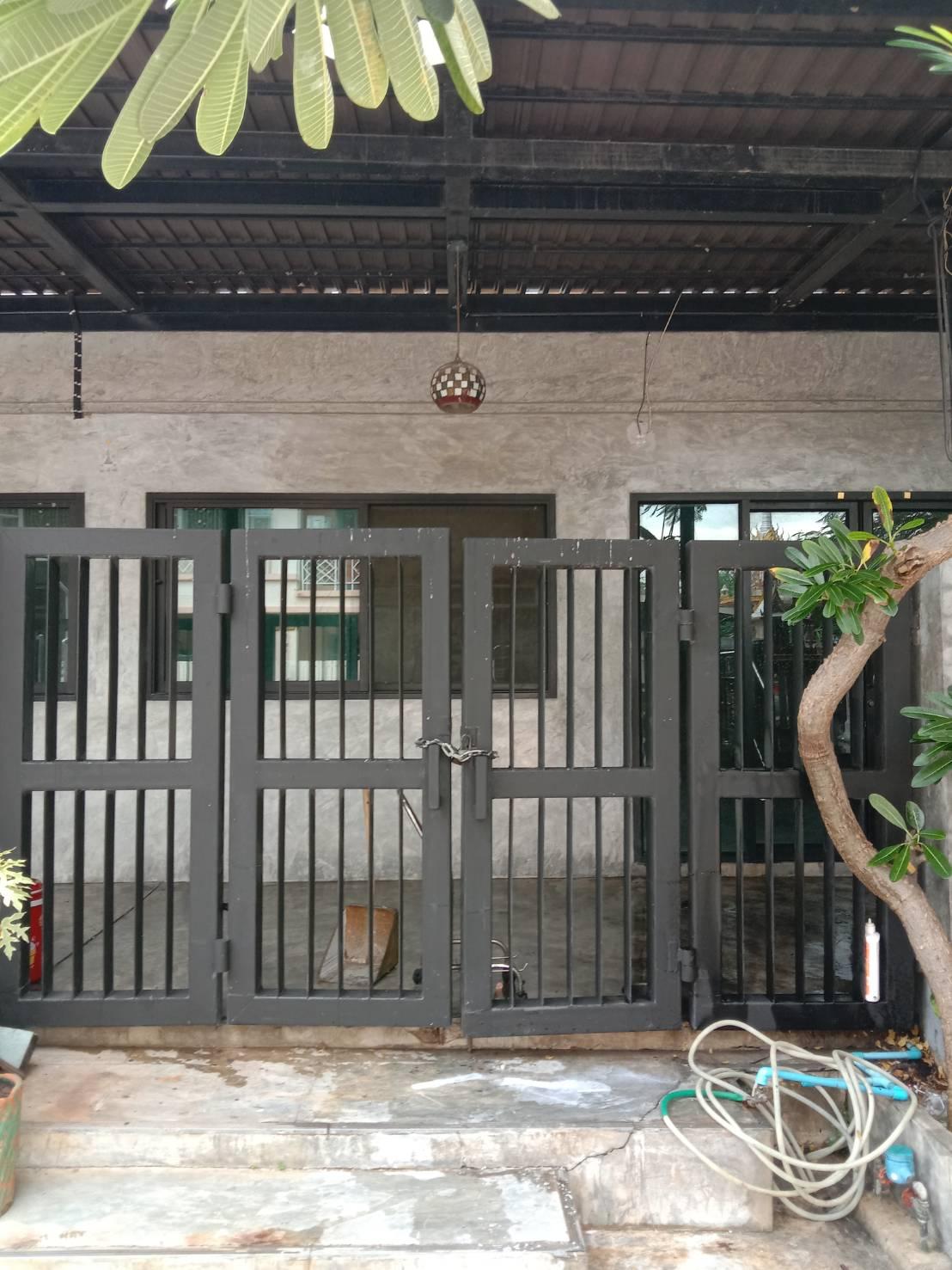 ขายทาวน์เฮ้าส์ 2 ชั้น หมู่บ้านพฤกษา15 บางพลี-ตำหรุ สมุทรปราการ บ้านสวย