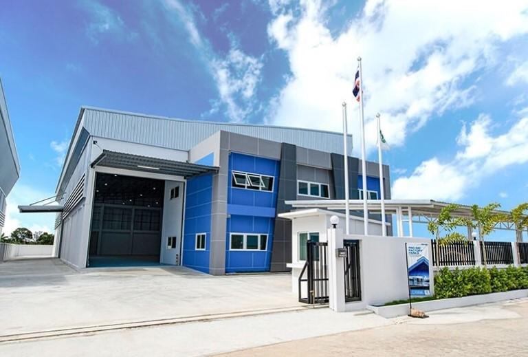 0246-10 โรงงานให้เช่า 1,165 ตรม. ใกล้นิคมอุตสาหกรรมบางพลี (ถ.บางนา กม.23) สมุทรปราการ