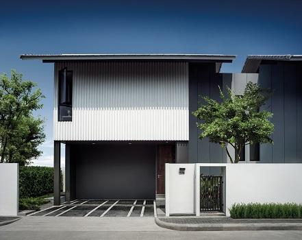 ราคาดีมาก ขายด่วน โนเบิล เกเบิล บ้านแฝดสไตล์ญี่ปุ่น แปลงมุม ตกแต่งครบพร้อมเข้าอยู่ทันที ใกล้รถไฟฟ้า
