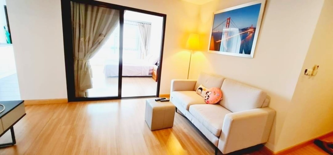 ขายต่ำกว่าทุน ถูกสุดในโครงการ The Niche Mono Bangna ได้ห้องใหญ่ในราคาถูกกว่าห้องเล็ก ขายคอนโด บางนาง