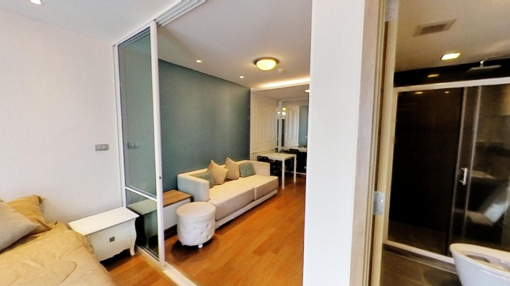 คอนโดใหม่ Sukhumvit 13 ขนาด 30 ตรม. 1 ห้องนอน 1 ห้องน้ำ
